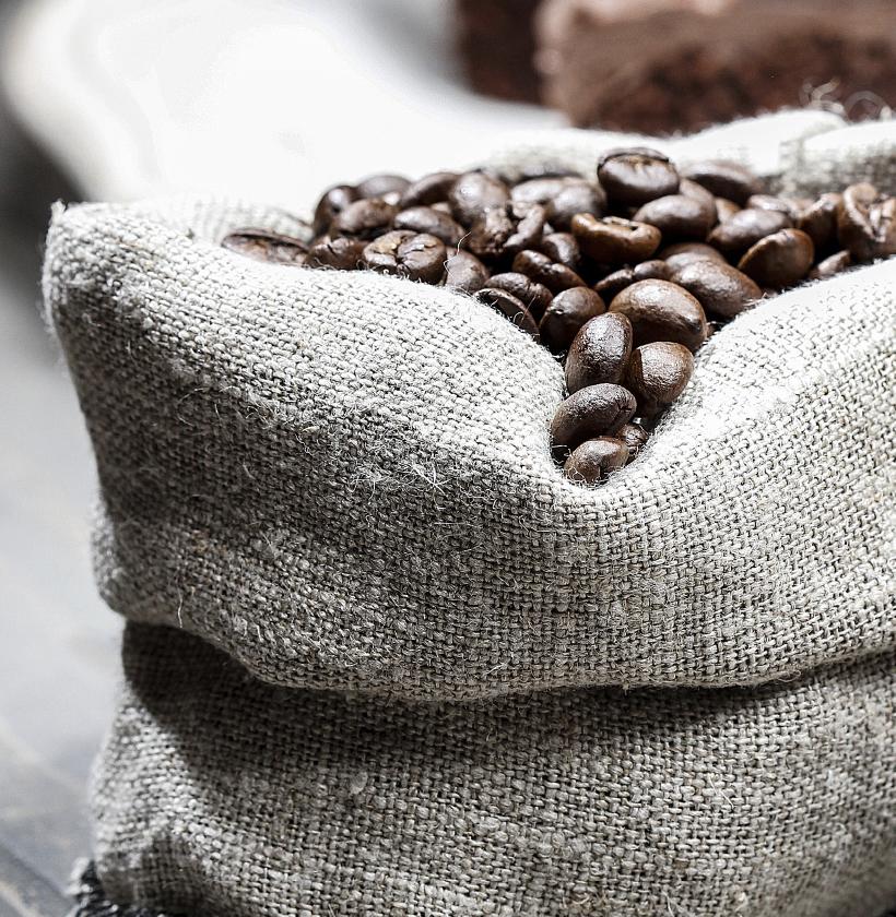 Produzione caffè