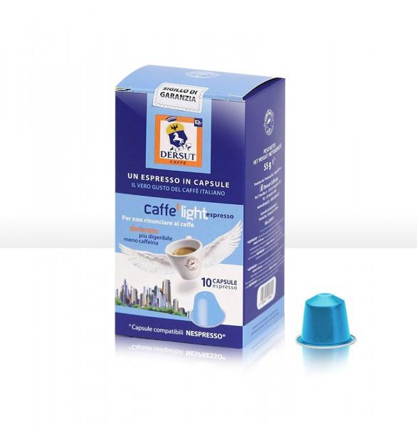 Caffè Light Capsule Caffè compatibili NESPRESSO