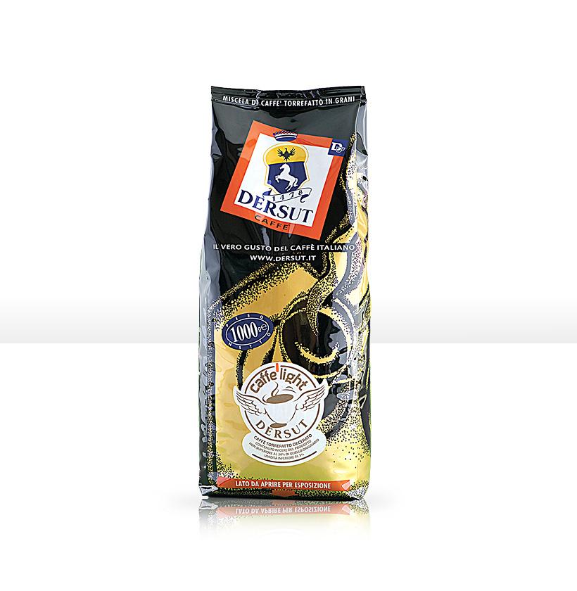 Caffè decerato ad alta digeribilità