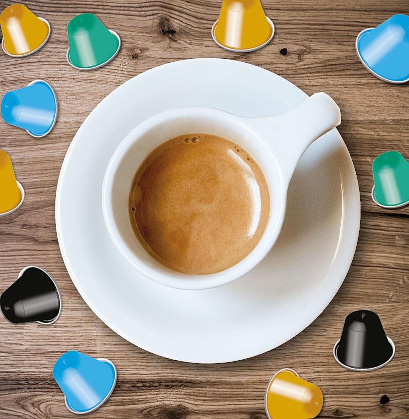 Capsule caffè Dersut